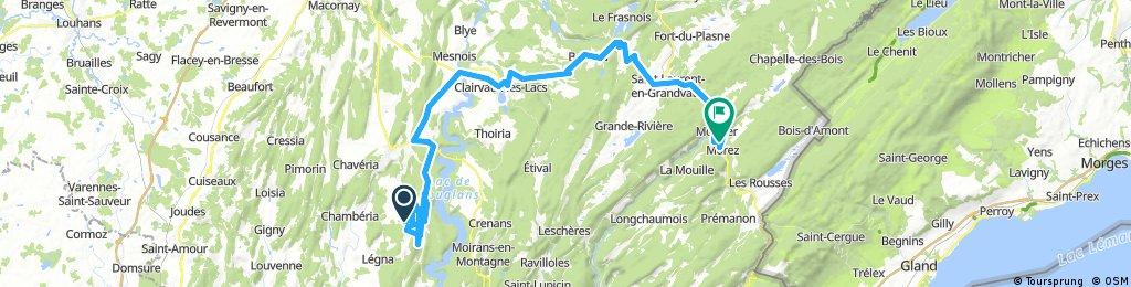 Via Ferrata de Roche au Dade