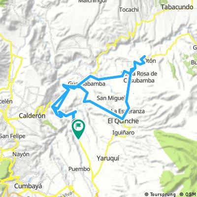 Paseo de Ruta Tatoo Junio 2017