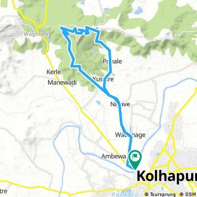 Kolhapur - Jyotiba Circuit