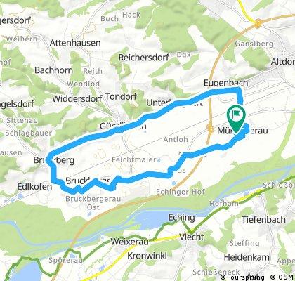 Radrunde durch Landshut