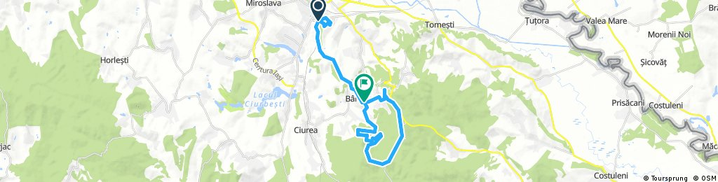 Long ride from 02/06/2017, 13:10