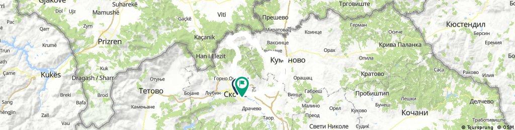 Skopje (Ramno) Kumanovo