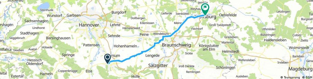 Hildesheim Wolfsburg vom 3. Juni, 08:53