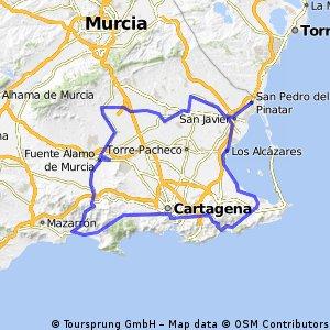 Vuelta a Murcia 2010 - Stage 1 - San Pedro del Pinatar → San Pedro del Pinatar