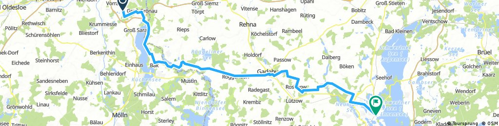Lübeck-Schwerin