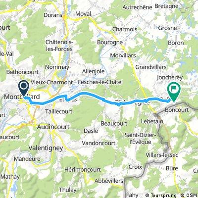 Montbéliard-Delle