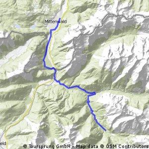 Mittenwald - Amtssäge