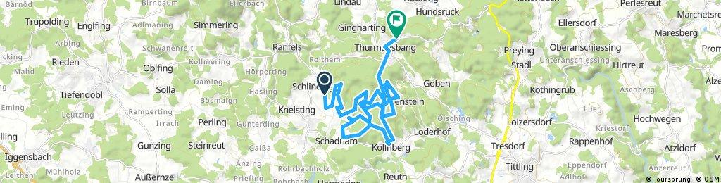 Woidman 2017 Teilstrecke 23 km