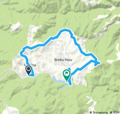 bike tour through Garana - Brebu Nou 04.05.2017