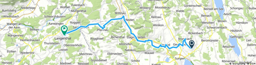 Krumbach-Langenthal