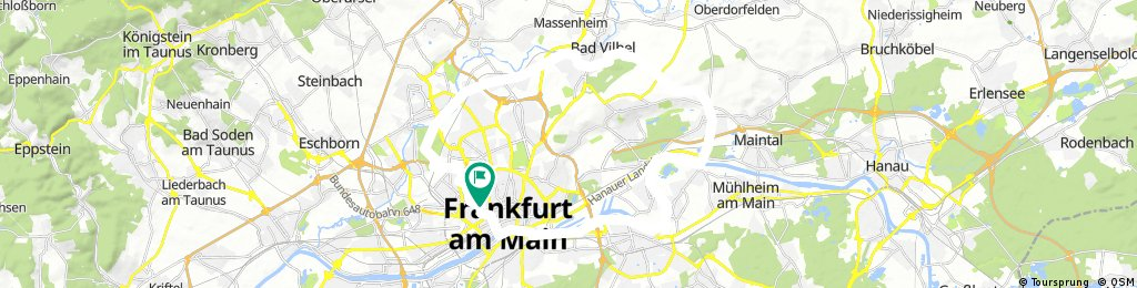 FFm Niddapark Vilbel Bischofsheim Rumpenheim zum Main