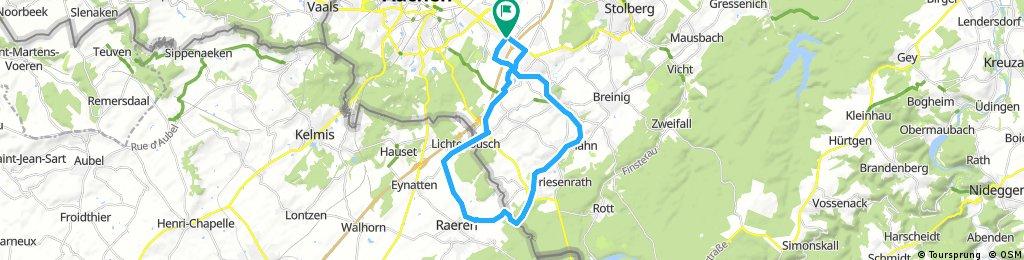 Training in Aachen