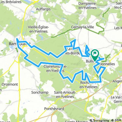 Bullion Rochefort 67km500D