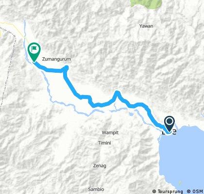 Lae- Mutsing (Tour of Paradise Stage 2)