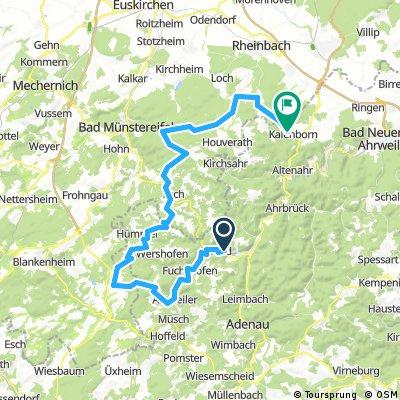 Kriterium Radsport Altenahr