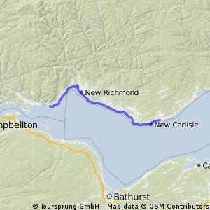 Gaspésie 3 de 10 Carleton-Paspé