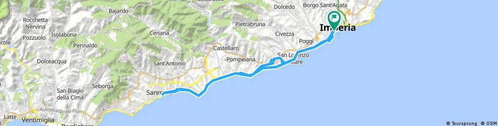 Imperia Cipressa San Remo Imperia