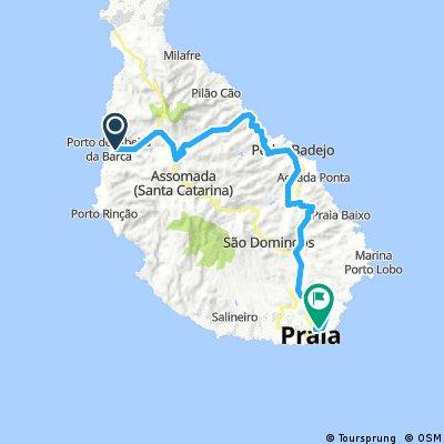 Volcanoes Tour - Stage 2