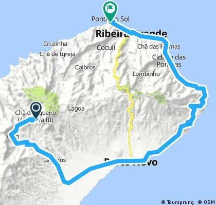 Volcanoes Tour - Stage 5