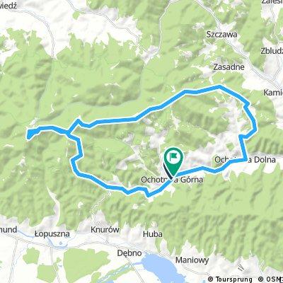 Ochotnica Górna-Kiczora-Turbacz