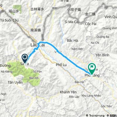 Day 12: Sa Pa - Pho Rang(Bao Yen)
