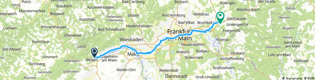 Rüdesheim-Hanau-Langenselbold