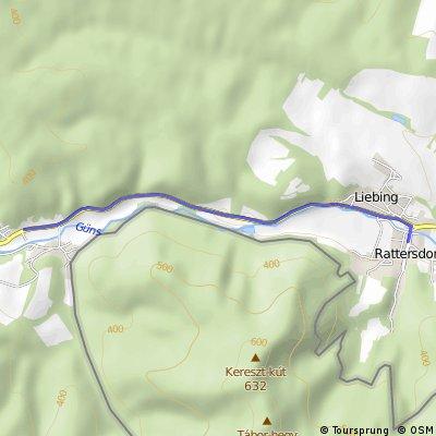 Hammerteich - Rattersdorf