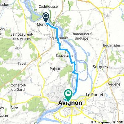 nach Avignon