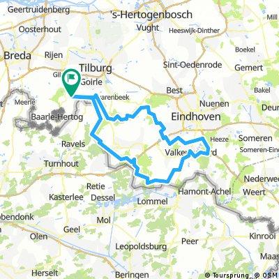 WF Off Road Tocht Brabantse Kempen