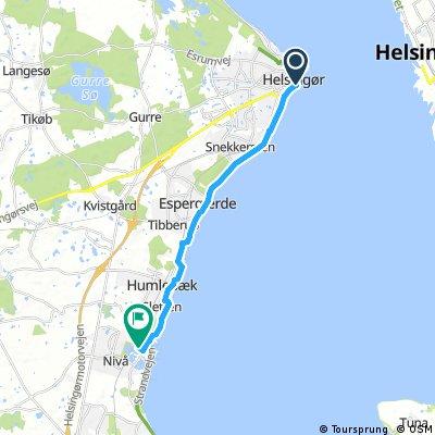 Tag 8: Helsingor_Niva