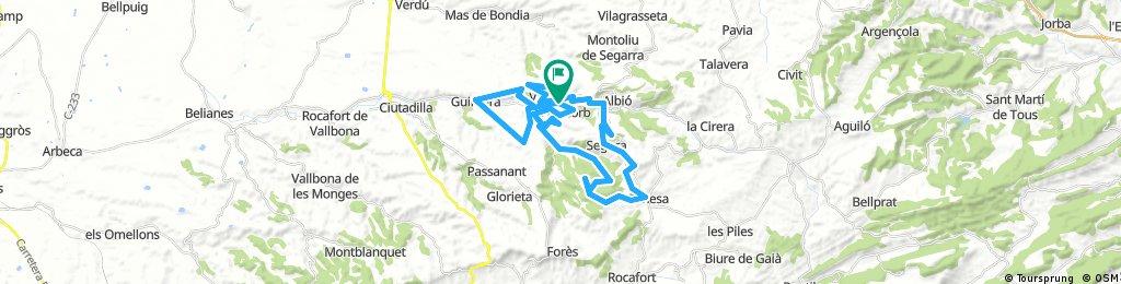 BTT Vall del Corb 17 Circuit Llarg