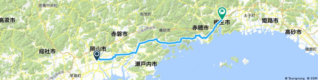 小摺瀨戶內跳島東遊記~Day 7