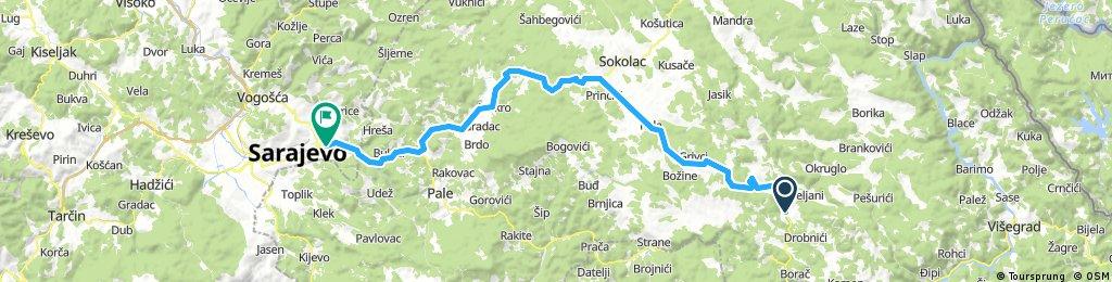 2017.06.09 Bosnia | Rogatica - Sarajevo