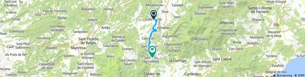 akatawa Collsuspina-Sant Quirze