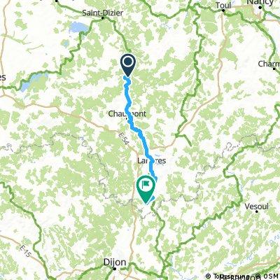 Gudmont-Vaux sous Aubigny