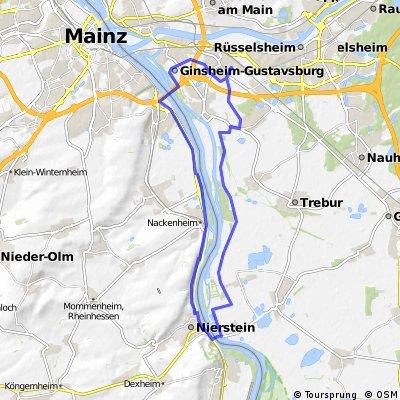 Bischofsheim-Kornsand-Nierstein-Laubenheim