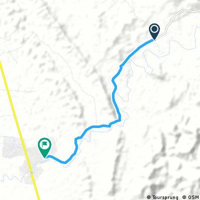Brief ride from 6 de junio 04:52 PM