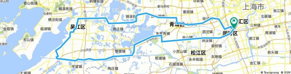 ShangHai-Suzhou-TaiHu