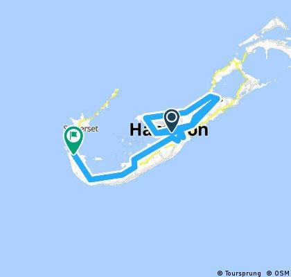 Hamilton - Hog Bay