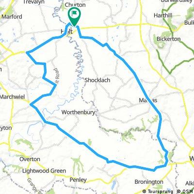 Tilston-Malpas-Hors-Bangor-WIE