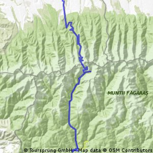 Cartisoara - Balea Lac - Lacul Vidraru