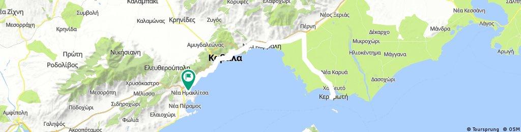 Irakliica do Keramoti and Back from 10 June, 09:47