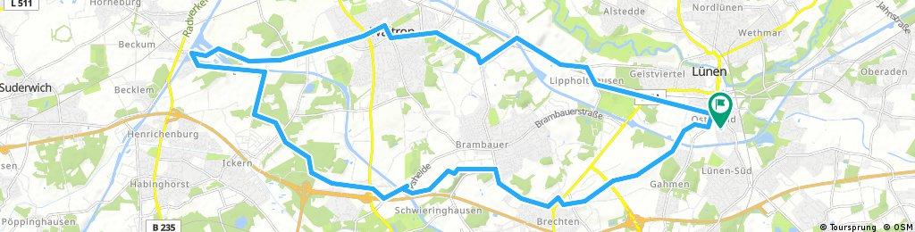 9. Lünen-Henrichenburg-Lünen