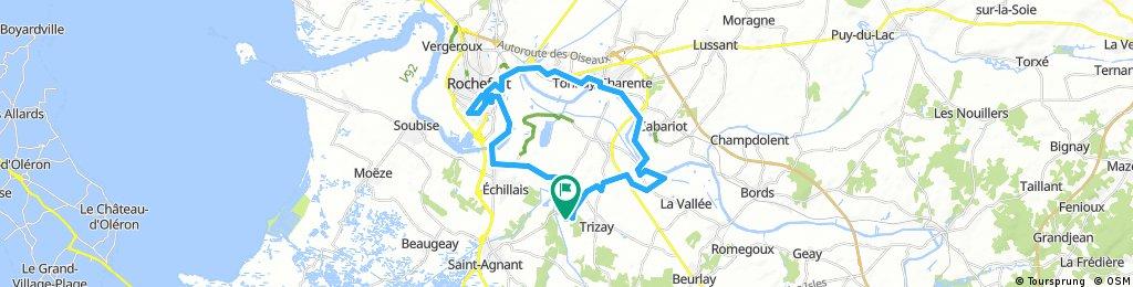 Route F Rochefort