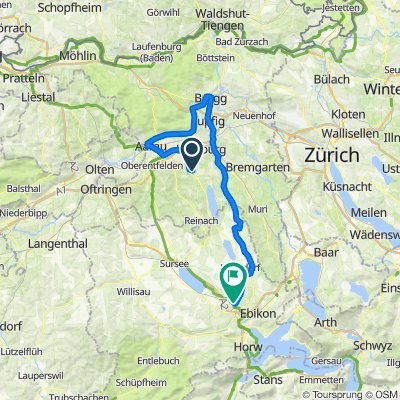 AG Seon-Aarau-Brugg-Villmergen-Müswangen-Rothenburg