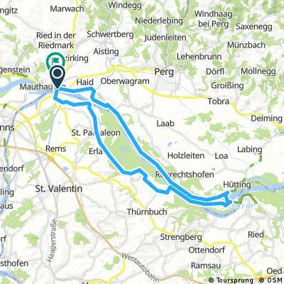 Mauthausen-Grein-Mauthausen