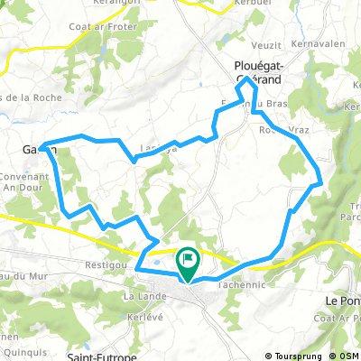 Tour Plouigneau du Dimanche