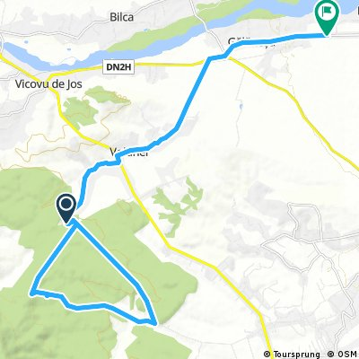 ride from (null) to Gălăneşti