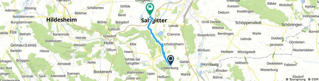 Liebenburg  - Lebenstedt