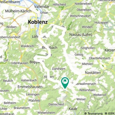 St Goarshausen bad ems